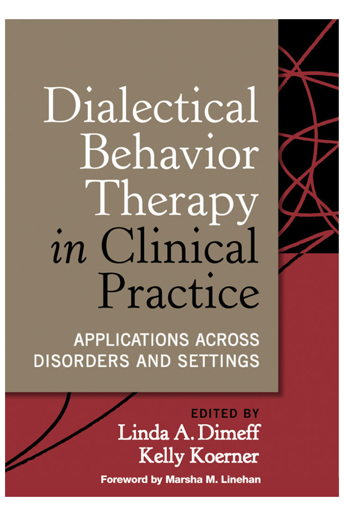 dialectical behavior therapy techniques