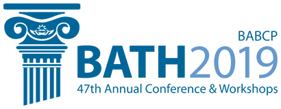 BABCP 47th Annual Conference, 3rd- 5th September 2019