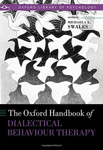 Cover for the Oxford Handobok of DBT